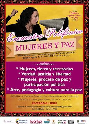 Encuentro Polifónico Mujeres y Paz