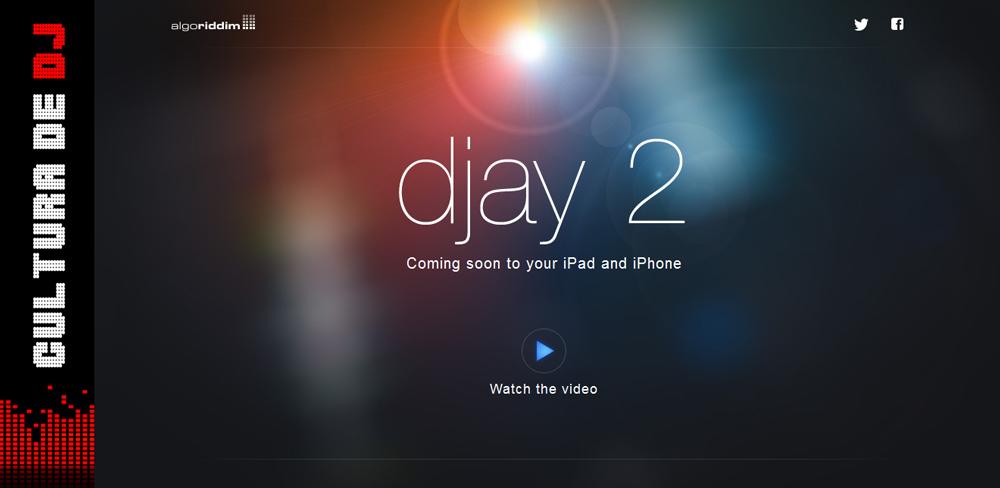 djay 2 by algoriddim