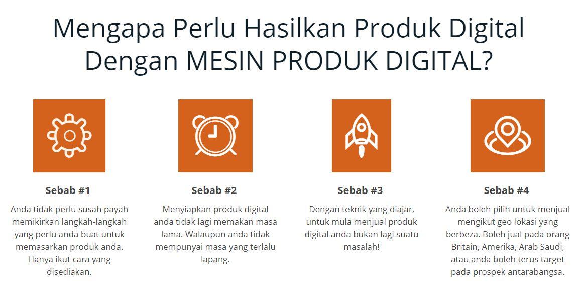 Pendapatan Pasif Melalui Produk Digital