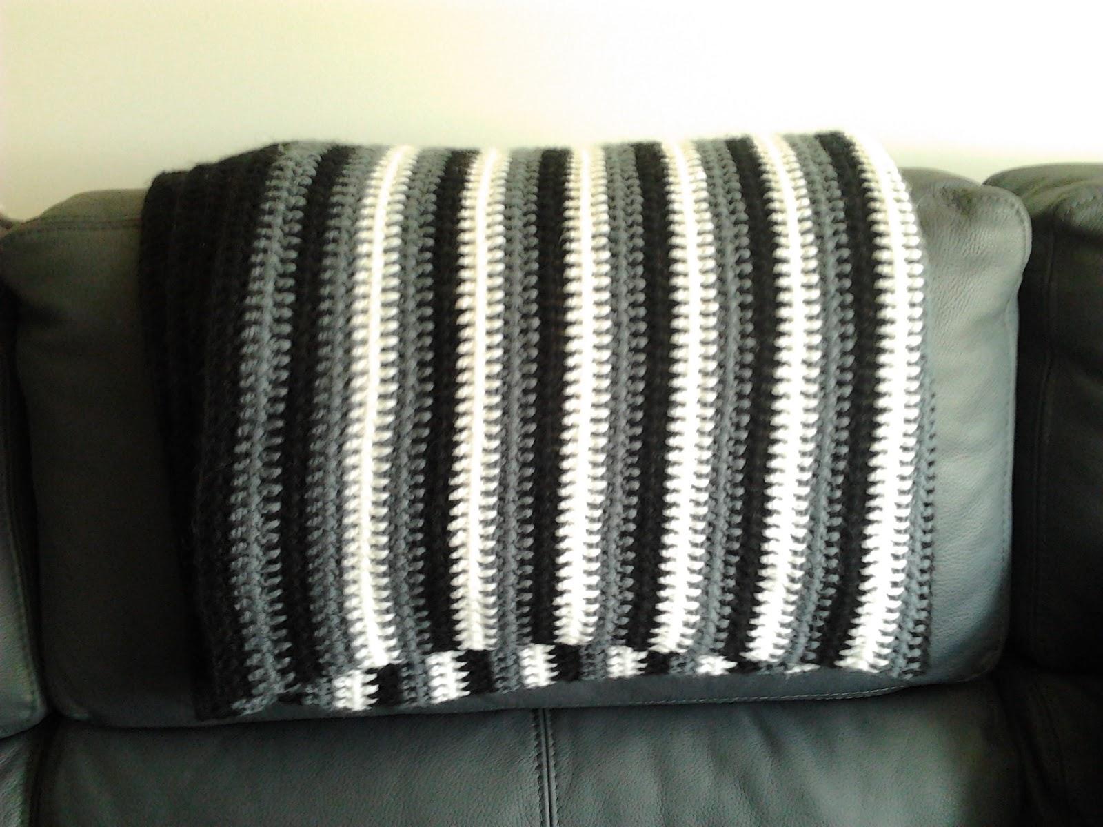 En mis ratos manta para el sofa - Manta para sofa ...