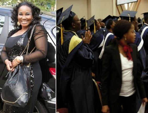 nigerian woman harvard university from home