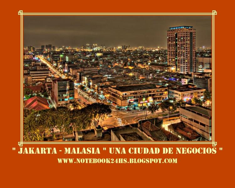 """"""" MALASIA """" NEGOCIOS - PLACER"""
