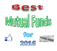 Top 8 Mutual Funds for 2016 & 2017