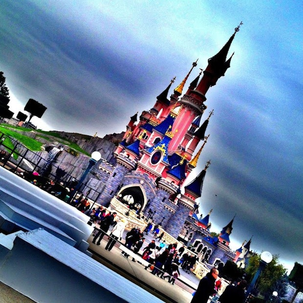 Disneyland Castle Paris