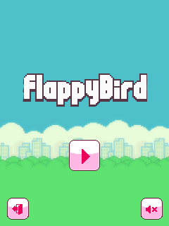 Download Flappy Bird untuk HP java S40