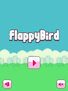Download Flappy Bird untuk HP java S40