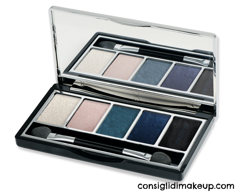 vamp palette pupa milano 007 stylish gold edition