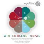 Winter Blend Inkpad