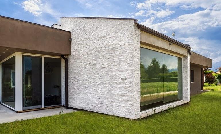 Fachadas de piedra fachadas de piedra para exteriores - Piedra para exterior ...