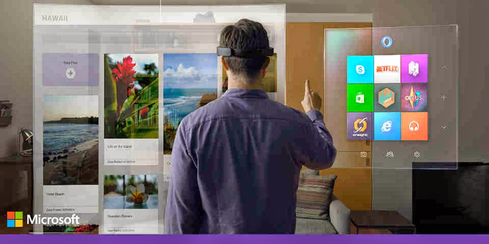 Project HoloLens