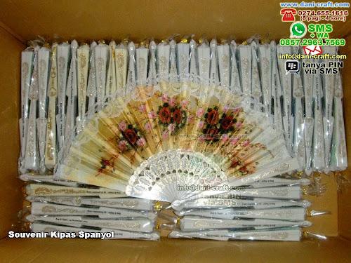 Souvenir Kipas Plastik