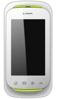 Dual SIM Touchscreen Mobile LAVA KKT 50