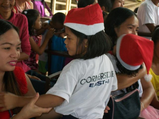 CORNERSTONE in Inuman Elementary School