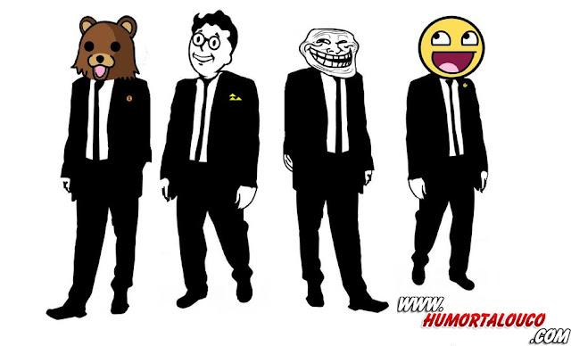 Wallpaper Memes: Gangue dos Memes - HumorTaLouco.com
