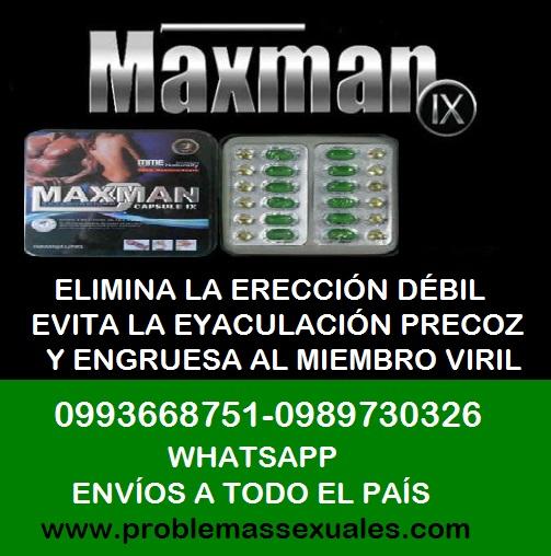 MAXMAN IX