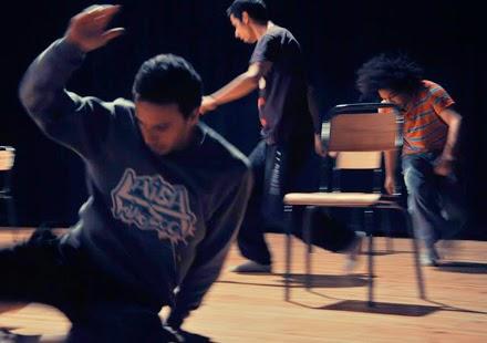 Contemporary Dance in Fez