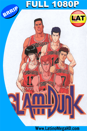 Slam Dunk Parte 1 de 3 (1993) Latino Full HD 1080P ()