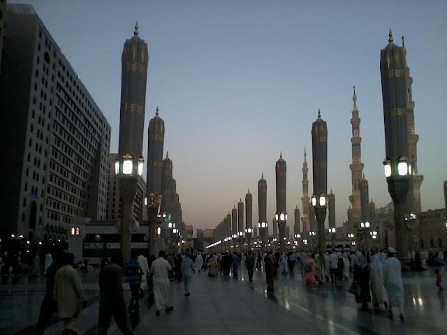 Haramain: Madinah, Kota Nabi, Kota Cahaya
