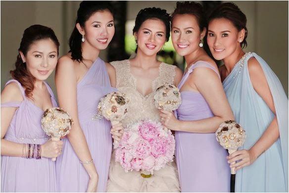 Đám cưới nhẹ nhàng với Gam màu Pastel nhẹ nhàng