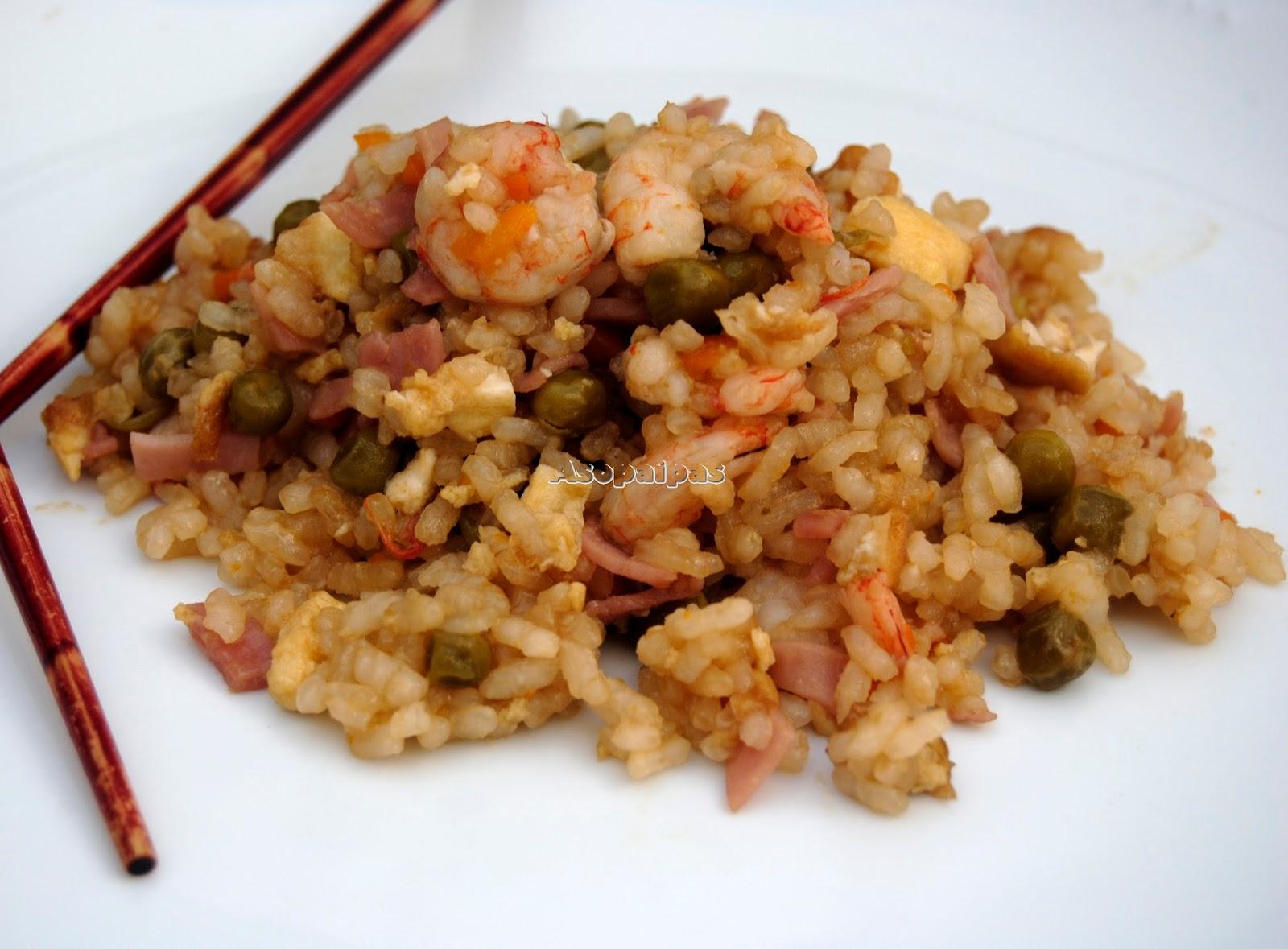 Arroz tres delicias shu d o s n q receta asopaipas for Cocinar arroz 3 delicias