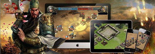 free download android game Chaos of Three Kingdoms For Android apk