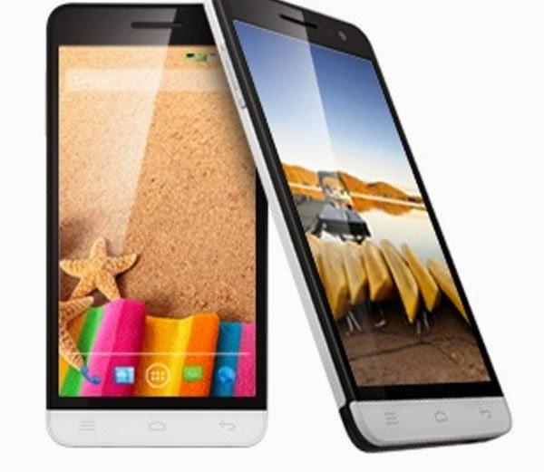 XOLO Play 8X-1100 smartphone