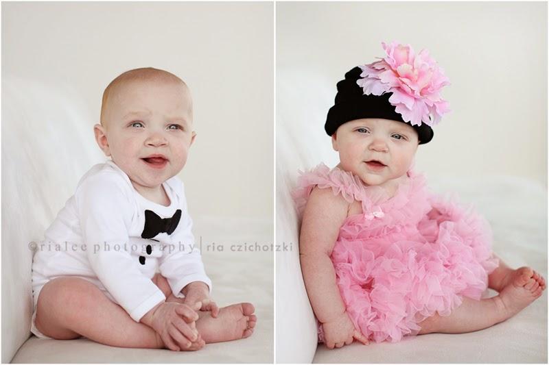 wow lucu banget gambar bayi kembar cowok dan cewek