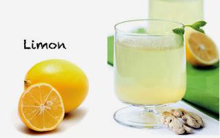 Kış Doğal İlacı Zencefilli Taze Limonata Tarifi