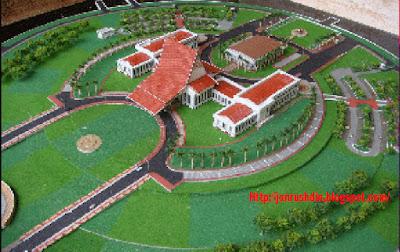masterplan+kantor+gobernur+baru+di+Banjarbaru-2010