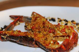 cara memasak lobster