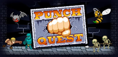 Punch Quest v1.1 Full Version Apk Download