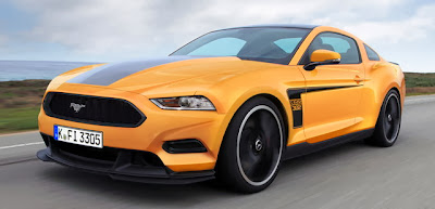 2015 Ford Mustang – Review, Release Date
