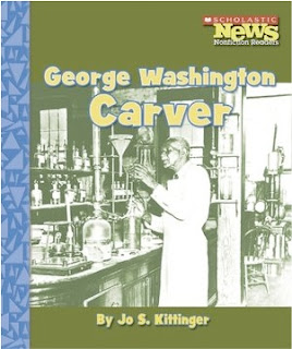 bookcover of Kittinger's George Washington Carver