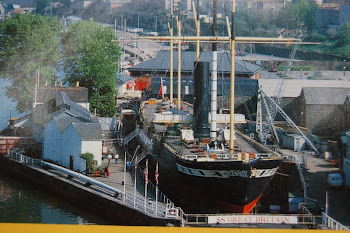SS GREAT BRITAIN, visit the ship that changed the World
