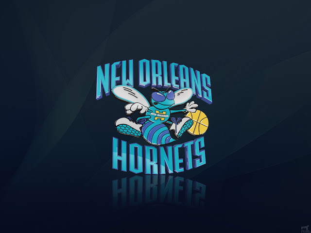 New Orleans Hornets - NBA wallpapers for iPhone 5
