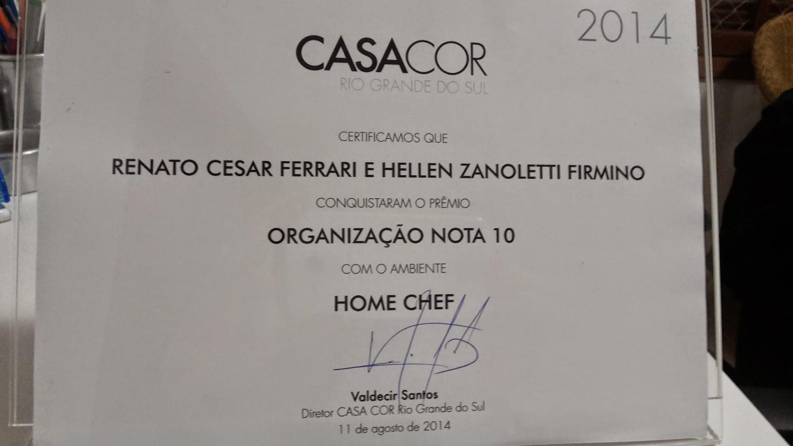 Prêmio Casa Cor