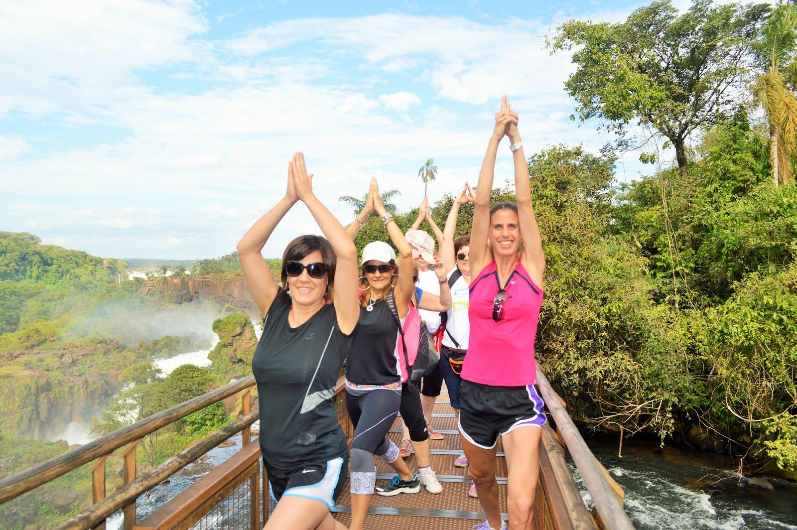Retiros 2015.Cataratas del Iguazu