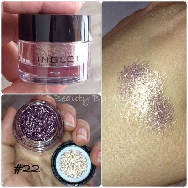 пигмент INGLOT,Pure Pigment Eye Shadow № 22