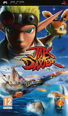 Jak and Daxter The Lost Frontier Psp Game Cover Photo