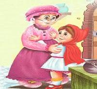abuelita caperucita roja