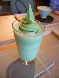 Green Tea Ice Cream O'sulloc Tea House Seoul