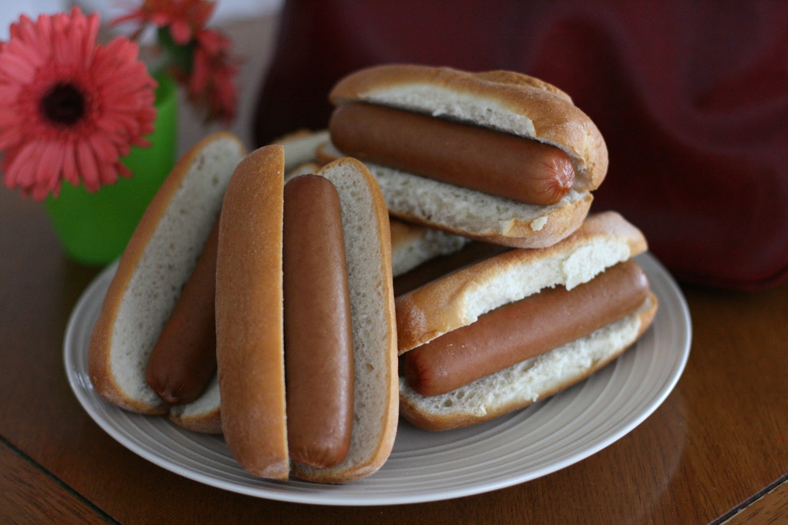 Crock Pot Hot Dogs Ready To Serve