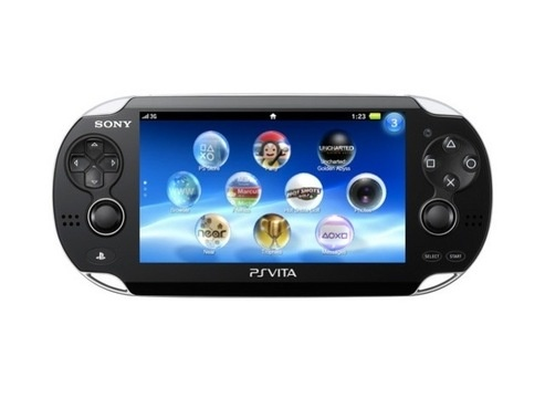 playstation vita front