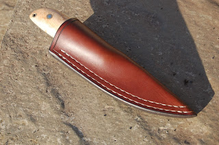 spoon carving MaChris bushcraft knife
