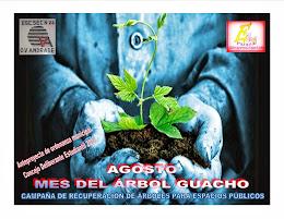 PROYECTO  CAMPAÑA ARBOL GUACHO... PAGINA FACE