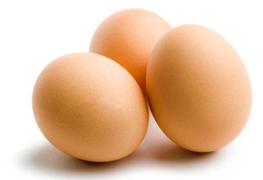 Maytcakes - Ingredientes: El huevo