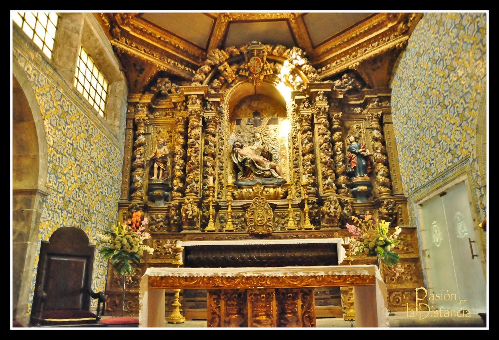 Capilla de la Piedad Se Braga