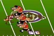 Tazmanya Canavarı Amerikan Futbolu Oyunu