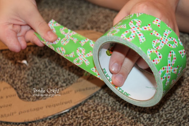 Doodlecraft Find JOY This Holiday Season With Duck Tape