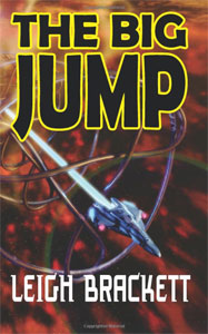 Portada de The Big Jump, de Leigh Brackett